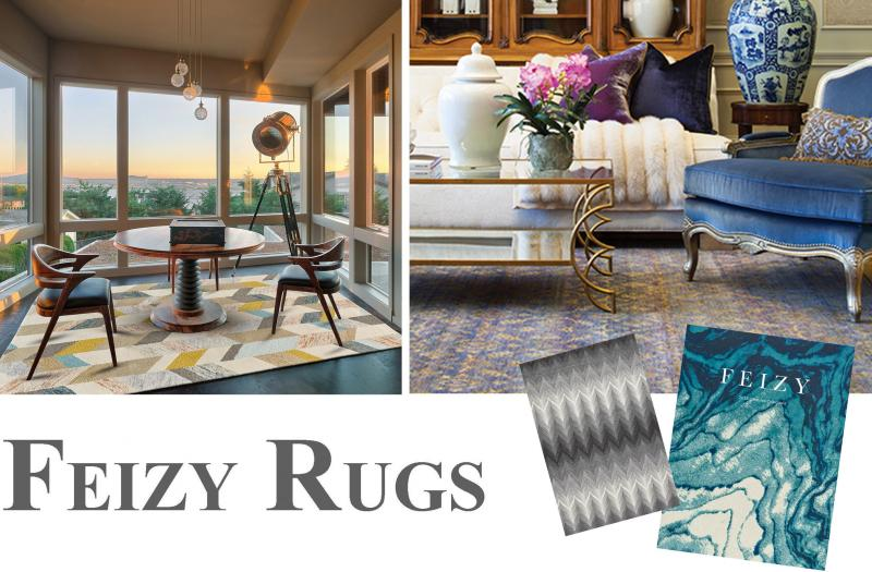 Feizy Rugs at rafeb.com