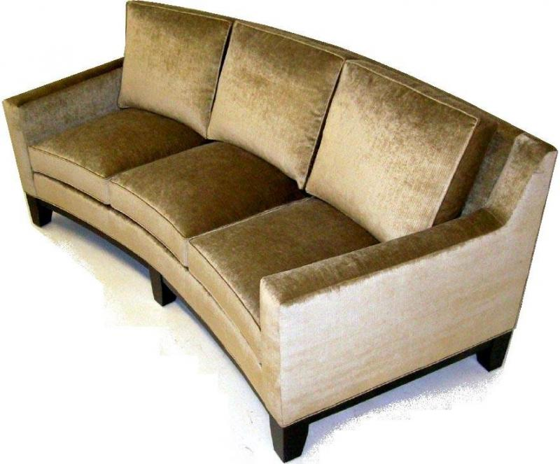 Curved Couch Curved Sofa Couch For Sale Curved