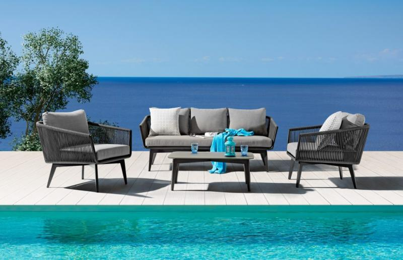 DIVA outdoor lounge collection by Couture